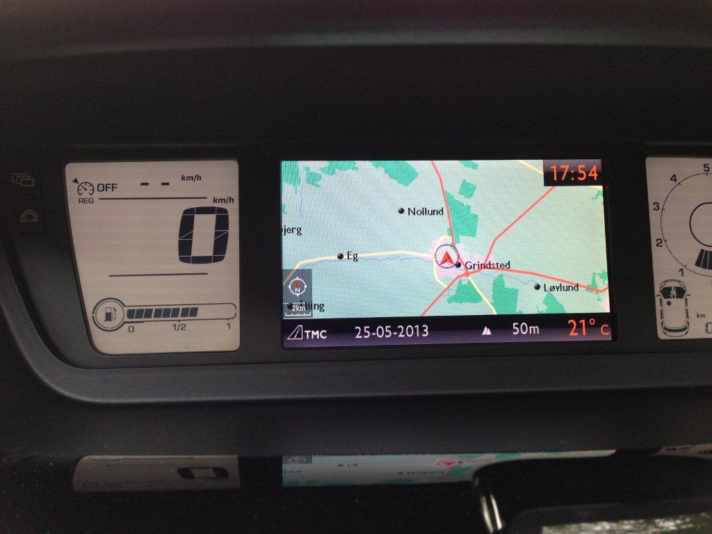 C4 Grand Picasso /My way navigation